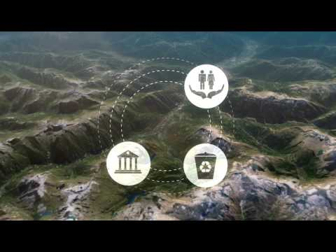 Watch video: The Copernicus Land Monitoring Service (ESA)